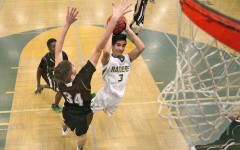 Rio VS El Camino Basketball Pictures