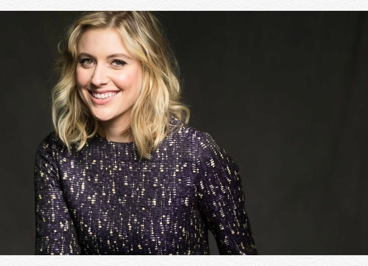 Meeting Greta Gerwig