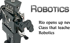 Rio Takes on Robotics