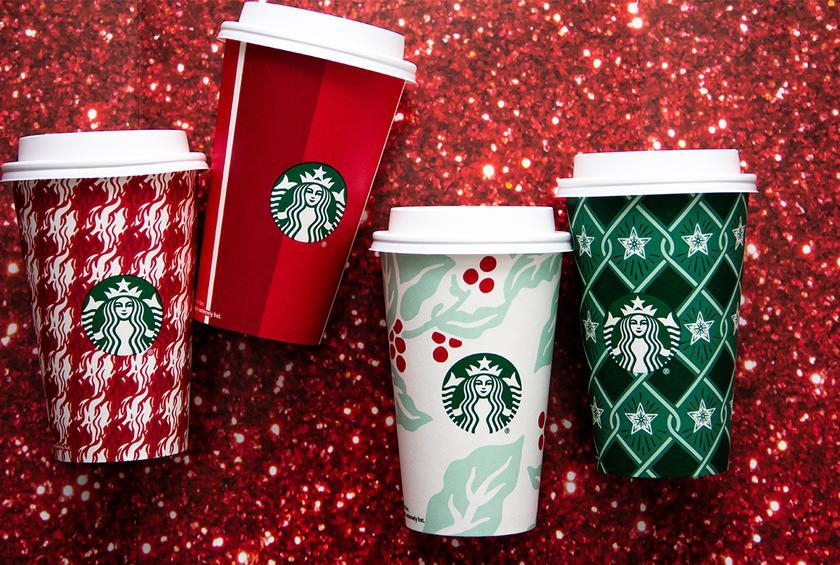 Starbucks receives backlash over cups