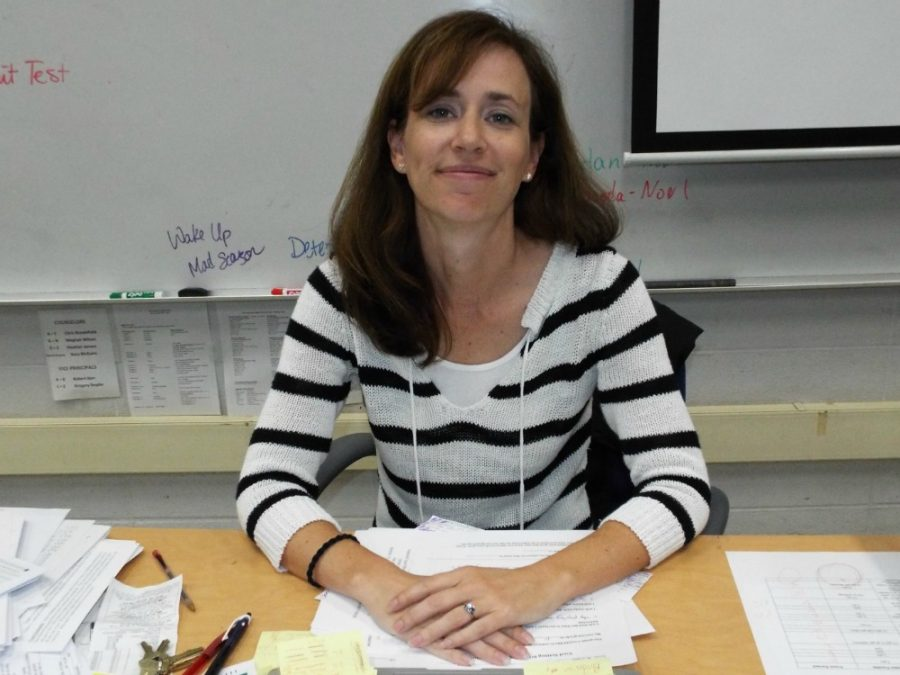 Teacher of the Month: Nicole Brashear