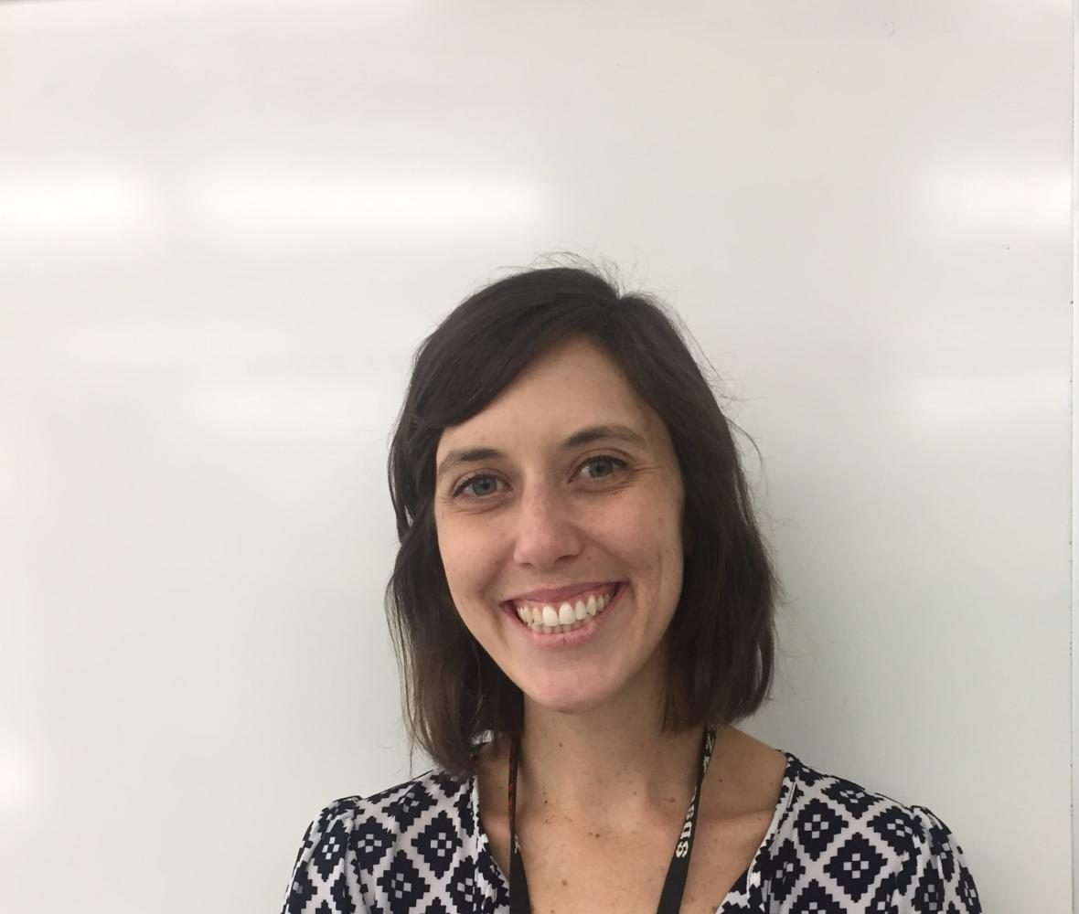 Q&A: Megan McGlamery, English Teacher