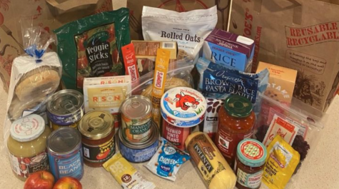 Supporting Families with Food Insecurity through the Pandemic