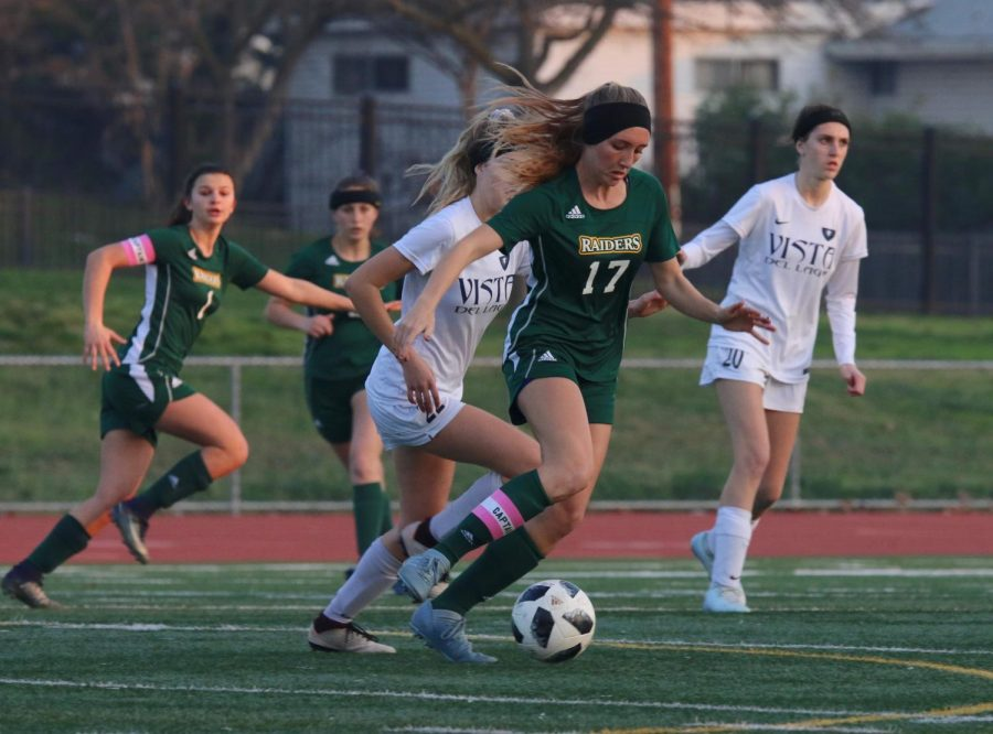 Boys and girls soccer ride momentum into playoffs