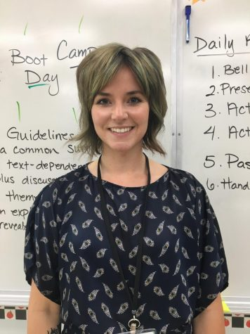Q&A: Ashley Sanders, English Teacher