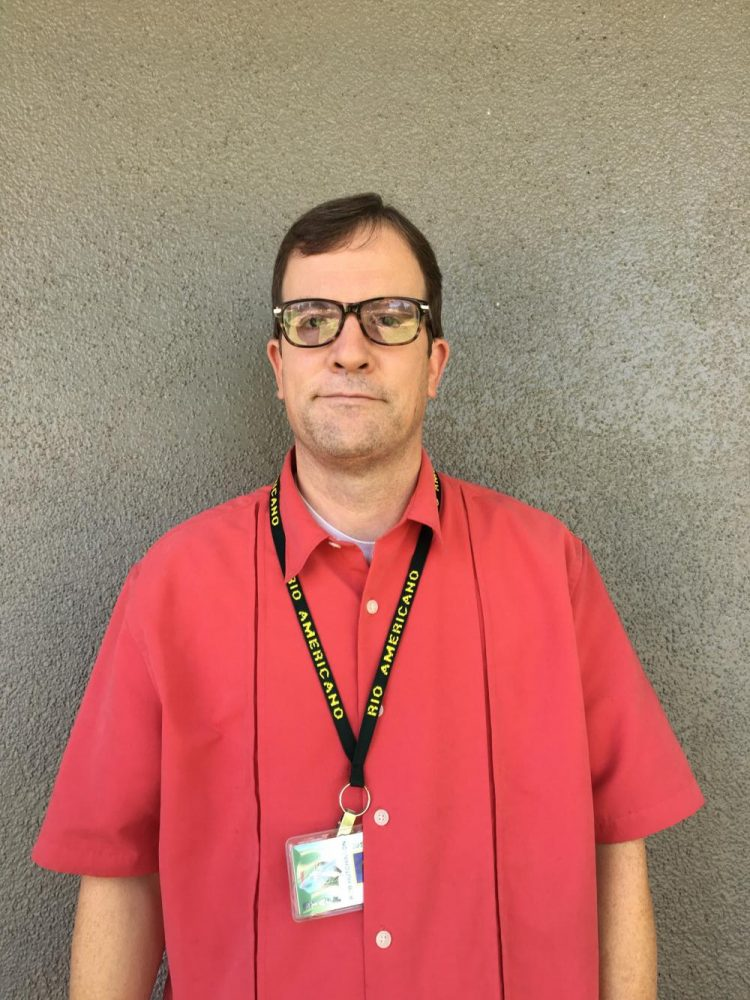 Q&A: Robert Hutchinson, Math Teacher