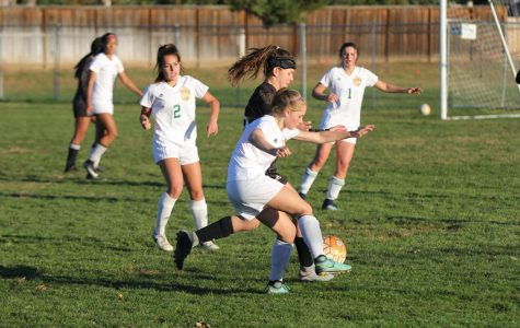 Girls soccer team dominant in early matches