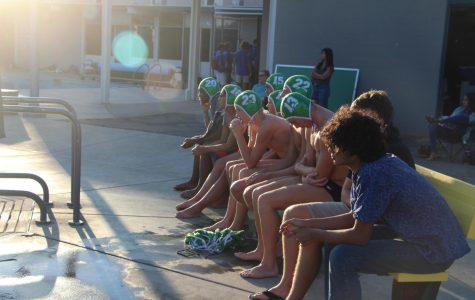 Water Polo Team Dominates League
