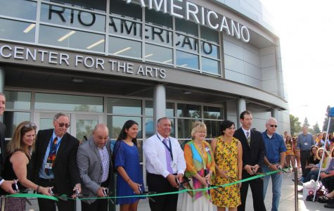 School unveils new performing arts center