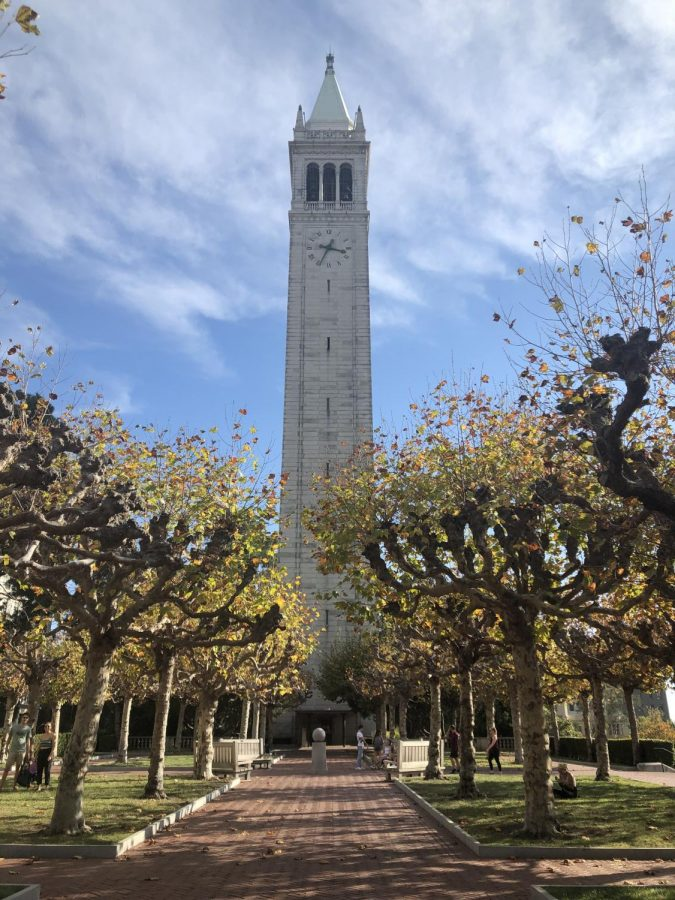 The+Sather+Tower+is+a+recognizable+symbol+of+UC+Berkeley%2C+where+college+students+have+led+many+riots+over+the+years.