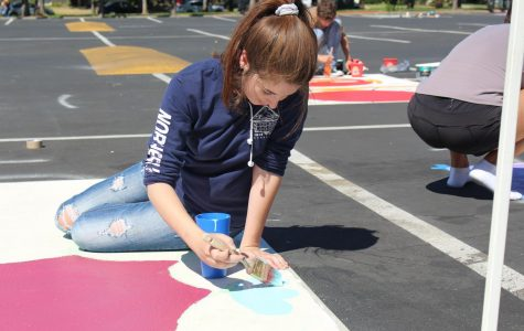 Parking space sales to fund student events