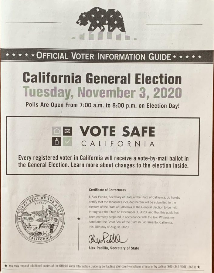Information+guides+are+sent+out+to+all+registered+voters+in+California+prior+to+the+election+to+ensure+that+all+voters+are+provided+with+the+information+they+need+to+make+informed+decisions.+The+guide+contains+information+about+all+candidates+and+propositions+on+the+ballot+this+year.+