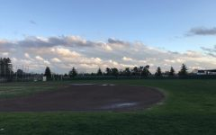 During the spring sports season, the baseball field is usually occupied by players, coaches, and fans during games and practices. However, it has remained largely unused since the halt of prep sports at the onset of the pandemic last year.