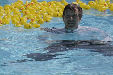 Duck Derby Fundraiser Goes Swimmingly
