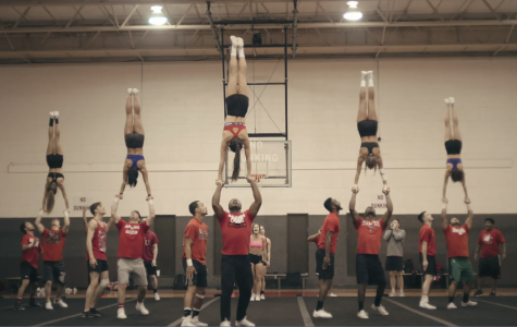 Navarro cheer squad is the focus of the Netflix docuseries, Cheer.