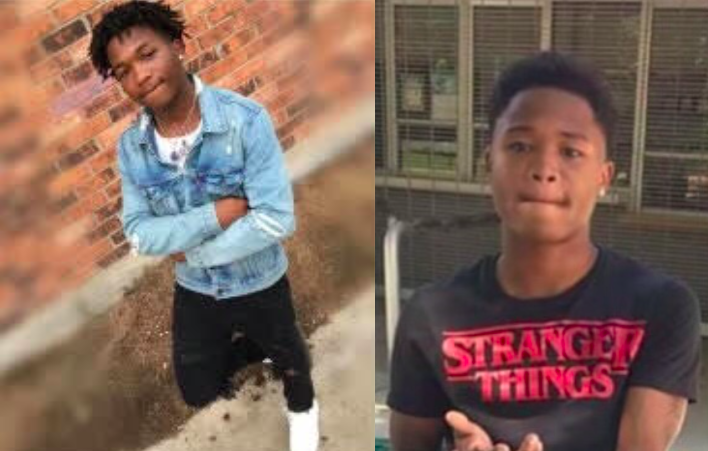 Dewayne James Jr. (left) and Sa'Quan Reed-James (right) were fatally shot on Black Friday at the Arden Fair Mall. James Jr. graduated from Rio last spring and Reed-James was a sophomore. Photo provided by Leia Schenk.