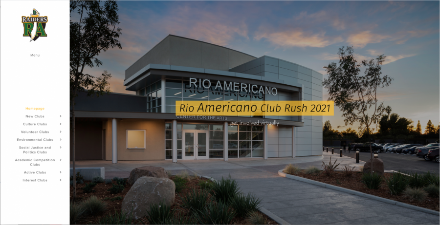The Rio Clubs website, new this year, allows students to view all active clubs in one place and contact officers to join.