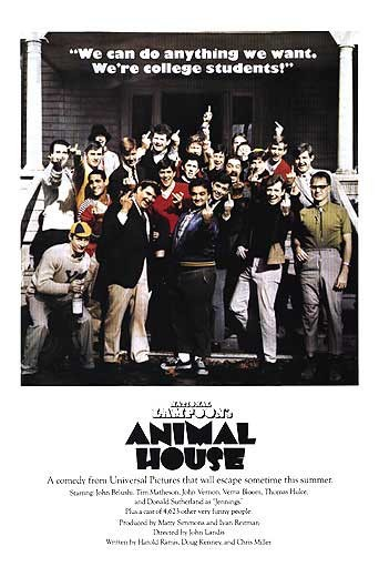 Animal House: A must-watch comedy