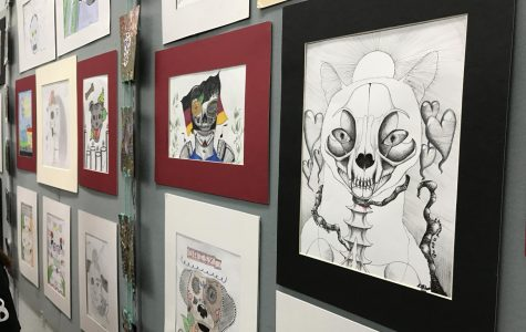 """Day of the Dead"" Art Show Alive with Culture"