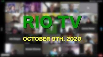 Rio TV -- October 9 2020