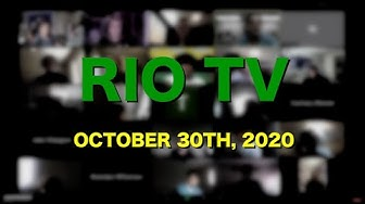 Rio TV -- October 30 2020