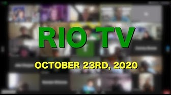 Rio TV -- October 23 2020