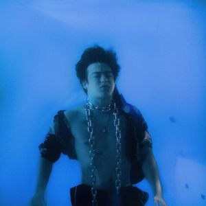 "The cover of Joji's debut album ""In Tongues"" depicts him drowning, just as the songs demonstrate his internal conflict regarding love."