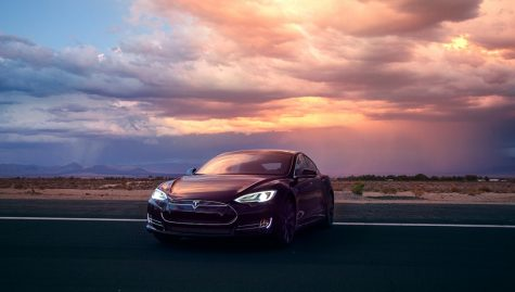 Technology Comes With Tesla