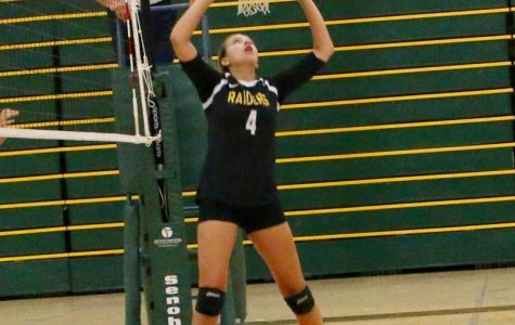 Volleyball team loses players, adds wins